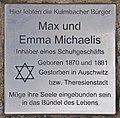 Gedenkstein für Max und Emma Michaelis (Kulmbach).jpg