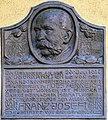 Gedenktafel Kaiser Franz Josef I. Haus am Dorfplatz, Treffen am Ossiachersee, Kärnten.jpg