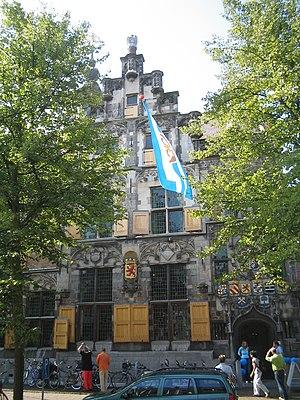Hoogheemraadschap van Delfland - Gemeenlandshuis of Delfland