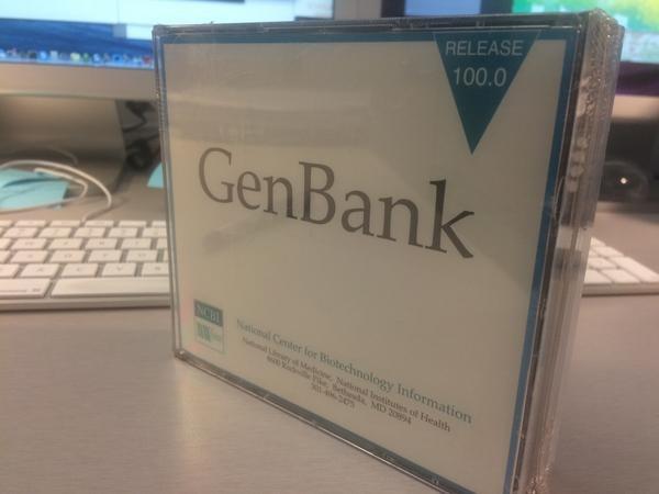 Genbank100CD