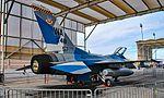 General Dynamics F-16C 85-0418 57th Adversary Tactics Group (57 ATG)57th Aircraft Maintenance Squadron (57th AMXS) Viper (31190065755).jpg