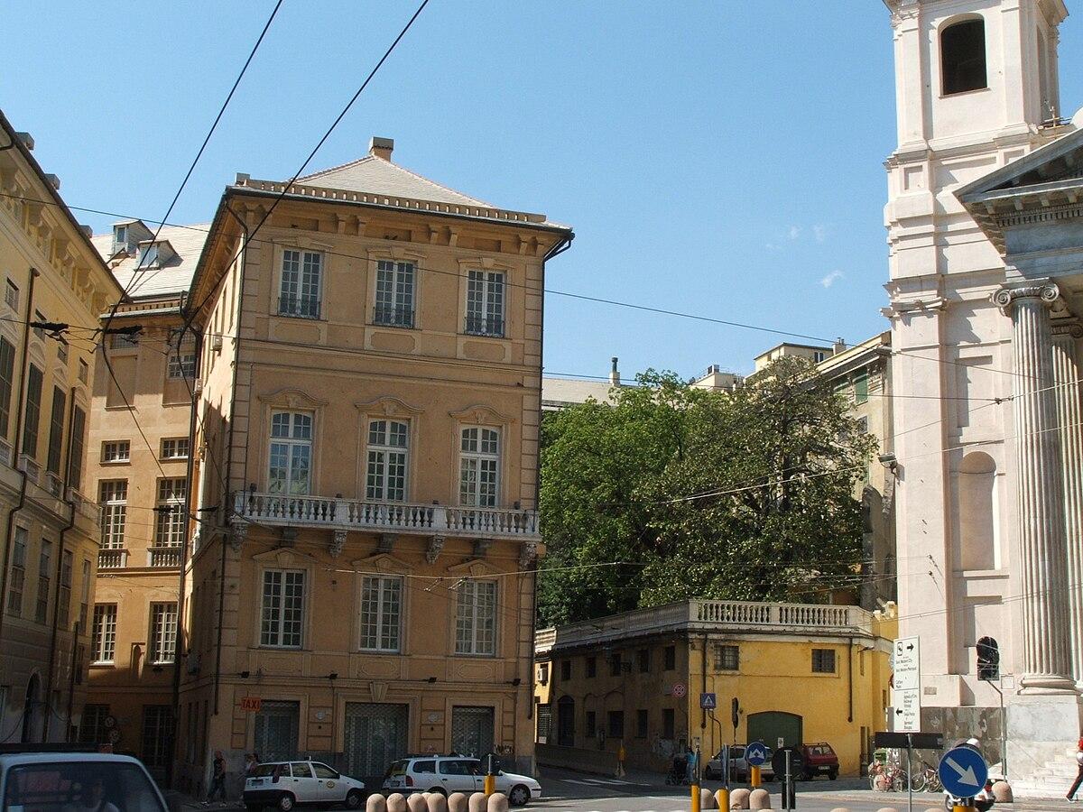 Palazzo gio francesco balbi wikipedia for Palazzo 24
