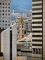 Genova Sampierdarena campanile NS Grazie.JPG