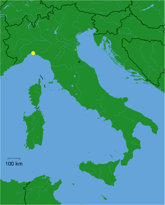 Music of Genoa - Image: Genova dot