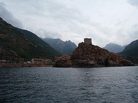 Carte Corse Porto Ota.Porto Corse Du Sud Wikipedia