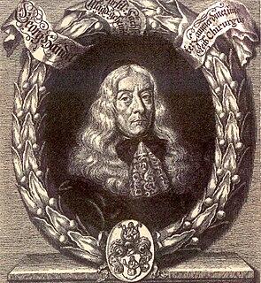 Georg Händel German barber-surgeon