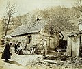 Georg Maria Eckert - Genreszene bei Deißlingen 1867.jpg