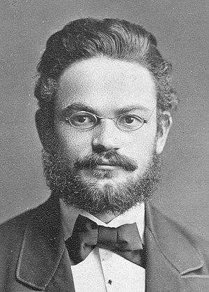 Georg Wenker Georg Wenker (1852-1911) (Alter Fritz)
