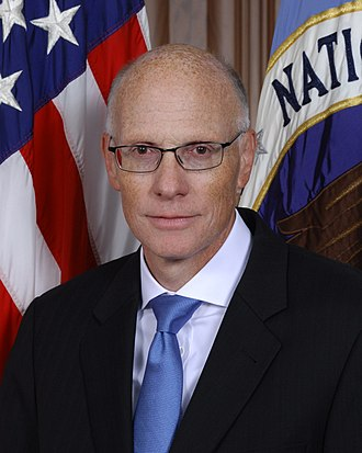 Deputy Director of the National Security Agency - George C. Barnes, currently Deputy Director