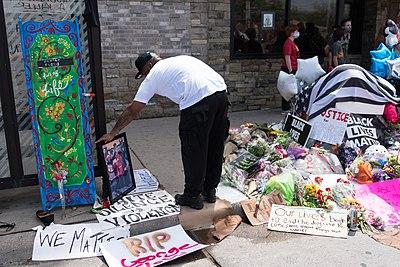 George Floyd Memorial 2020-05-27.jpg