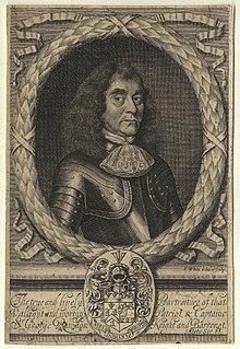 Sir George Rawdon, 1st Baronet English Army officer