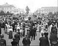 George Washington statue unveiling, Alaska Yukon Pacific Exposition, Seattle, June 14, 1909 (AYP 490).jpeg