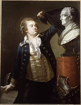 Gérard de Lally-Tollendal - Portrait of Lally-Tollendal, 1787.