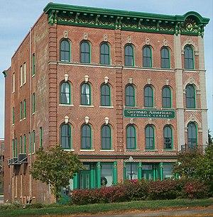 German American Heritage Center - Image: German American Heritage Center (Davenport, Iowa)