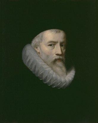 Otto van Veen - Otto van Veen, by Gertruida van Veen