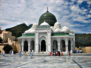 Kohat City in Khyber Pakhtunkhwa, Pakistan