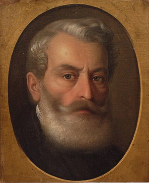 Haralamb Lecca - Image: Gheorghe Tattarescu Portretul lui Constantin Lecca