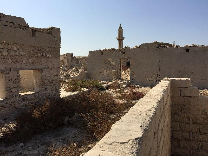 File:Ghost Village, Jazira Alhamra, Ras Al Khaimah 06.jpg