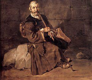 Giacomo Ceruti - Image: Giacomo Ceruti Beggar Resting WGA4661