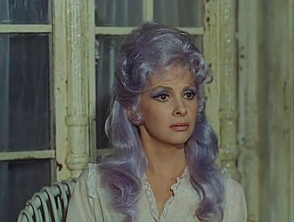 Gina Lollobrigida - Lollobrigida as The Fairy with Turquoise Hair in the TV series The Adventures of Pinocchio (1972)