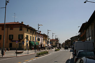 Calcio, Lombardy Comune in Lombardy, Italy