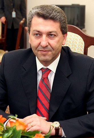 Giorgos Lillikas - Image: Giorgos Lillikas Senate of Poland