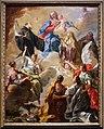 Giovan battista pittoni il giovane, santi che presentano una devota alla madonna col bambino, 1720-30 ca.jpg
