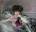 Giovanni Boldini - Ritratto della principessa Radziwiłł 1910.jpg