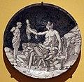 Girolamo della robbia, medaglione con offerta a priapo.JPG