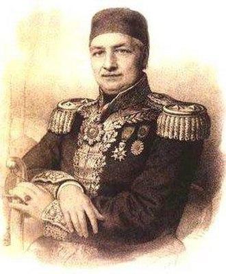 Giuseppe Donizetti - Giuseppe Donizetti.