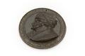 Gjuten medalj av brons med Mahmud II - Skoklosters slott - 92233.tif