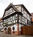Gleiszellen Gleishorbach Winzergasse 43 003 2016 08 04.jpg
