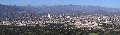 Glendale panorama (cropped)