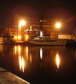 Gloucester Docks at Night (4210527859).jpg
