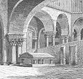Godefroy de Bouillon, the sarkofag in the Holy Sepulchre.JPG
