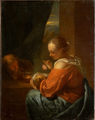 Godfried Schalcken - Holy Family.png