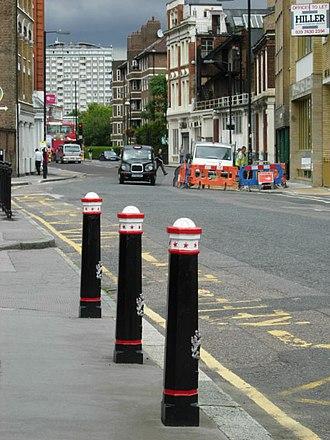 Golden Lane, London - Golden Lane