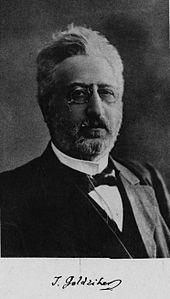 Ignaz Goldziher Wikipedia