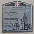 Gommersdorf, Panneau de la chapelle Sainte-Marguerite.jpg
