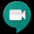 Google Hangouts Meet icon (2017-2020).png