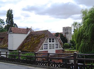 Goring-on-Thames village and civil parish in South Oxfordshire district, Oxfordshire, England
