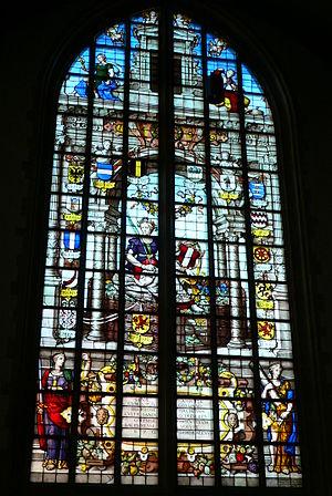 Gerrit Gerritsz Cuyp - whole window