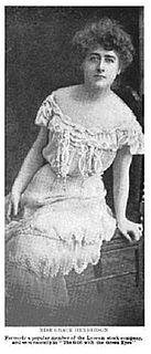 Grace Henderson American actress