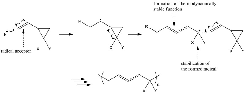 ring opening metathesis polymerisation mechanism Background ring-opening metathesis polymerization (romp) is one of the most used and studied chain growth polymerizations1 unlike the step growth olefin polymerization, acyclic diene.