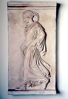 neo-Attic Roman bas-relief