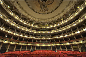 Gran Teatro de La Habana - La sala García Lorca