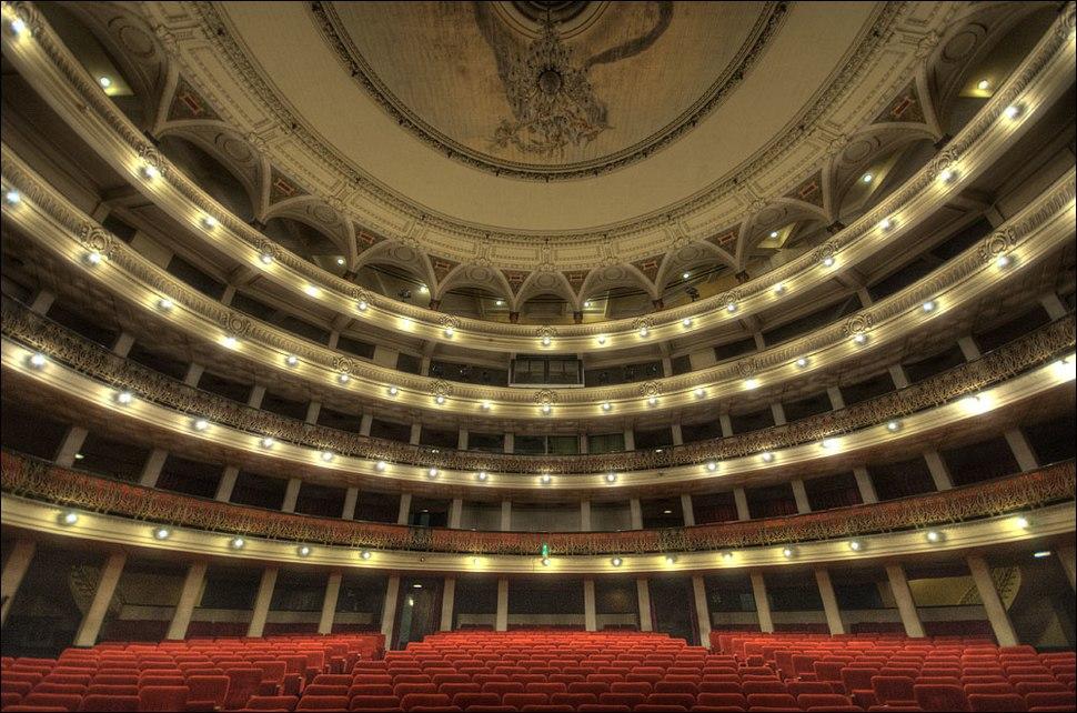 Gran Teatro de la Habana interior 2