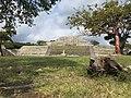 Gran Templo de la Serpiente Emplumada Frontal.jpg