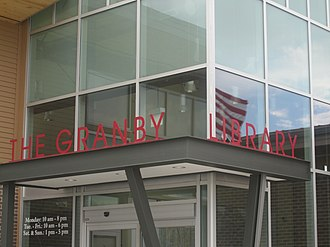 Granby, Colorado - New Granby Public Library