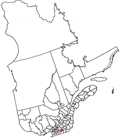 Granby, Quebec Location.png